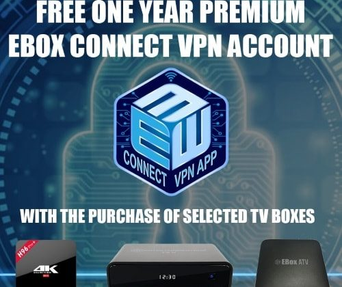 EBox Connect VPN Premium Free