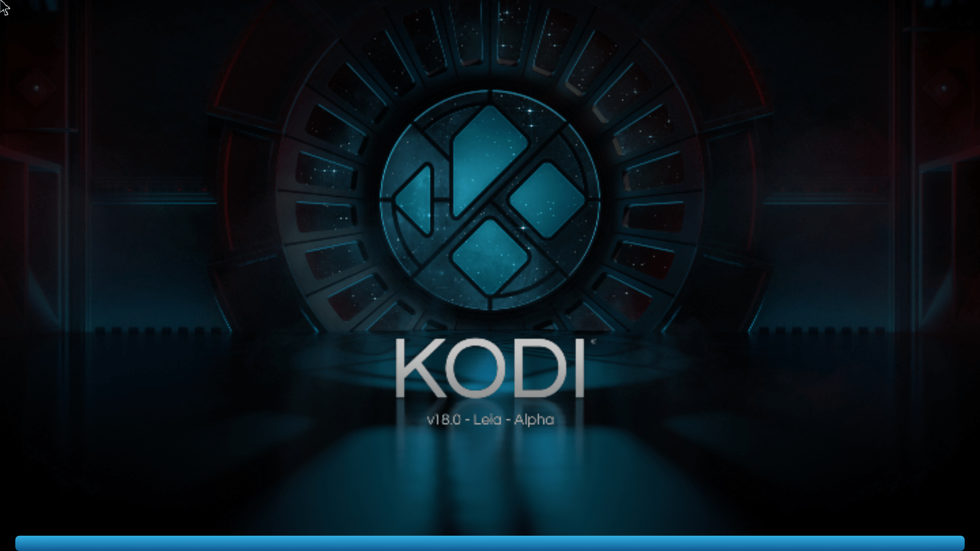 Step 7 Congratulations Kodi 18.0 Leia is now running on Android TV