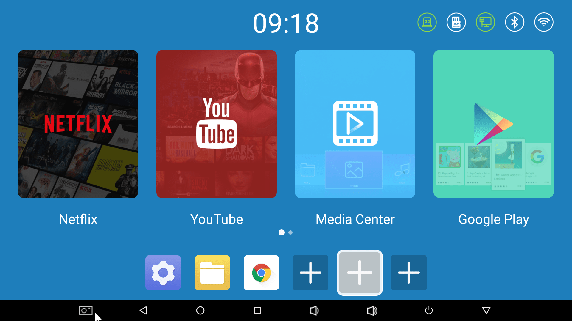 Home Launcher 1