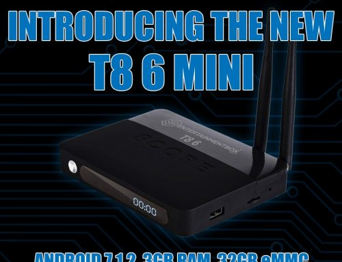 EBox T8 6 Mini Review – One of the Best TV boxes Available