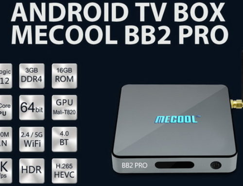 Latest Mecool BB2 Pro TV Box Firmware Download Android 7.1.1