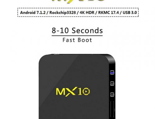 Latest MX10 TV Box Firmware Download Android Oreo 8.1