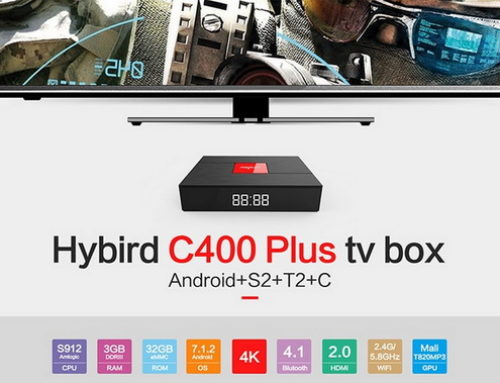 Latest Magicsee C400 Plus TV Box Firmware Download Android 7.1