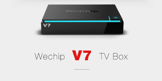 We Chip V7 Firmware