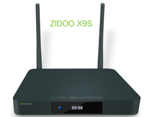 Latest Zidoo X9S TV Box Firmware Download Android 6.0 v2.0.34