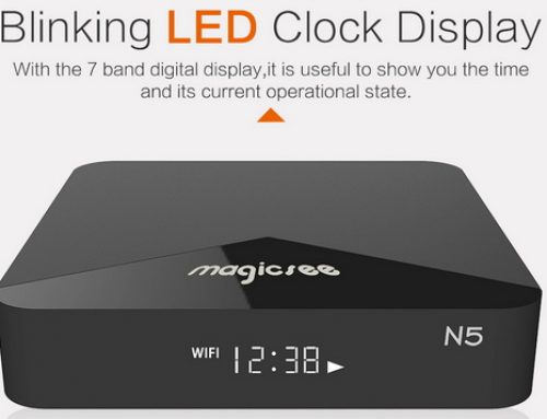 Latest MAGICSEE N5 TV Box Firmware Download Android 7.1.2