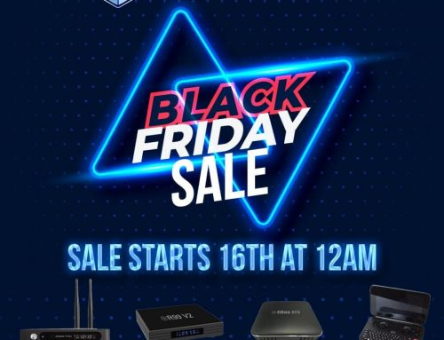 The Big Black Friday Countdown 2018 – Entertainment Box