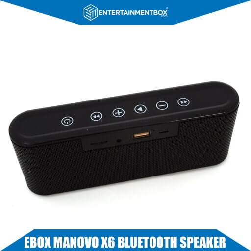 Ebox Manovo X6 Bluetooth Speaker