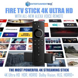 New Amazon 4K Firestick Customized - Amazon Fire TV Stick 4K