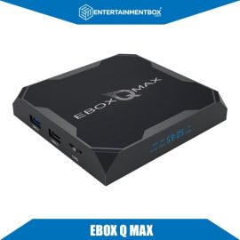 EBox QMAX Front View