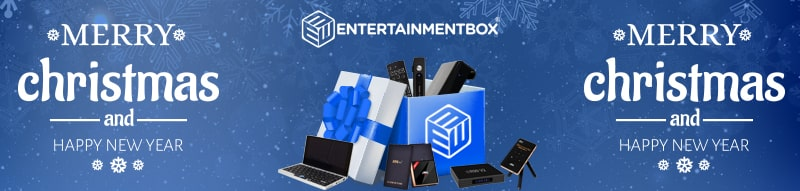 Ebox Happy Christmas