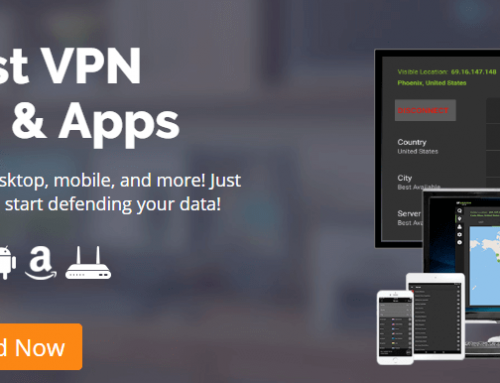 The best VPN service 2019 = IPVanish
