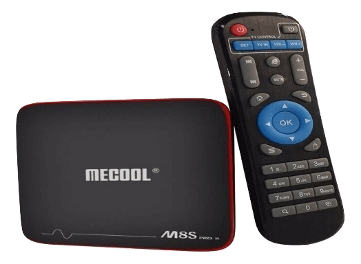Mecool M8S PRO W TV Box_burned