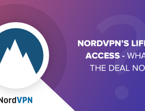 Unlimited subscription to NordVPN