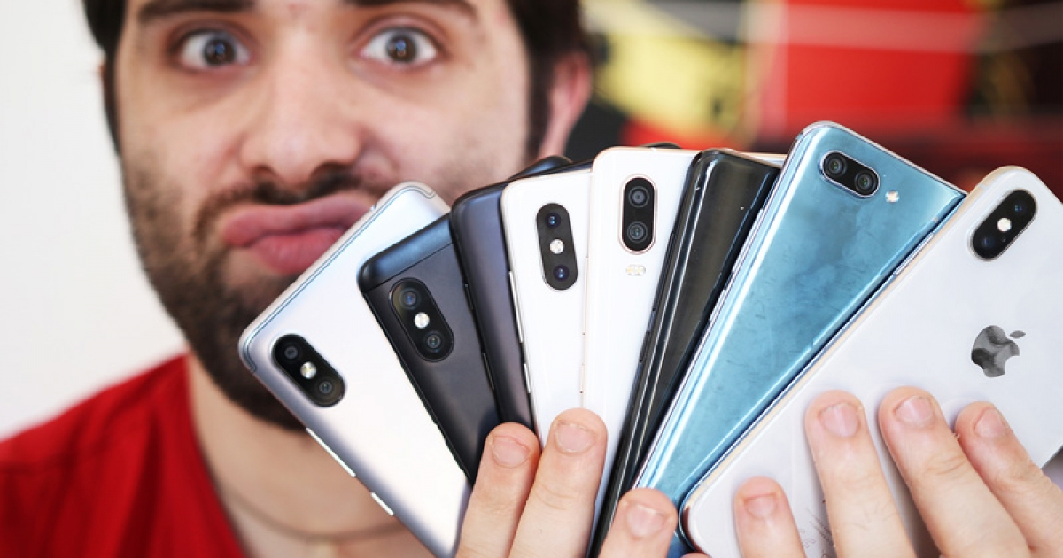 5 Cheap Android Smartphones between 90 and 150 euros
