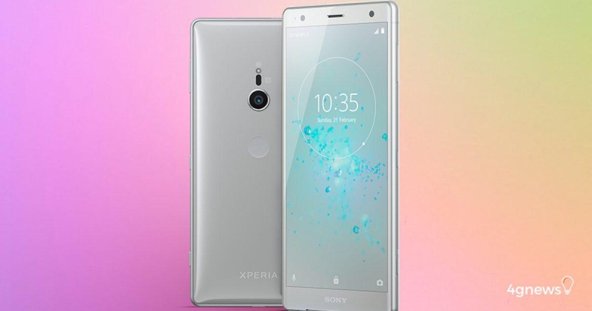 Android Pie. Sony Xperia XZ2 starts receiving the desired update
