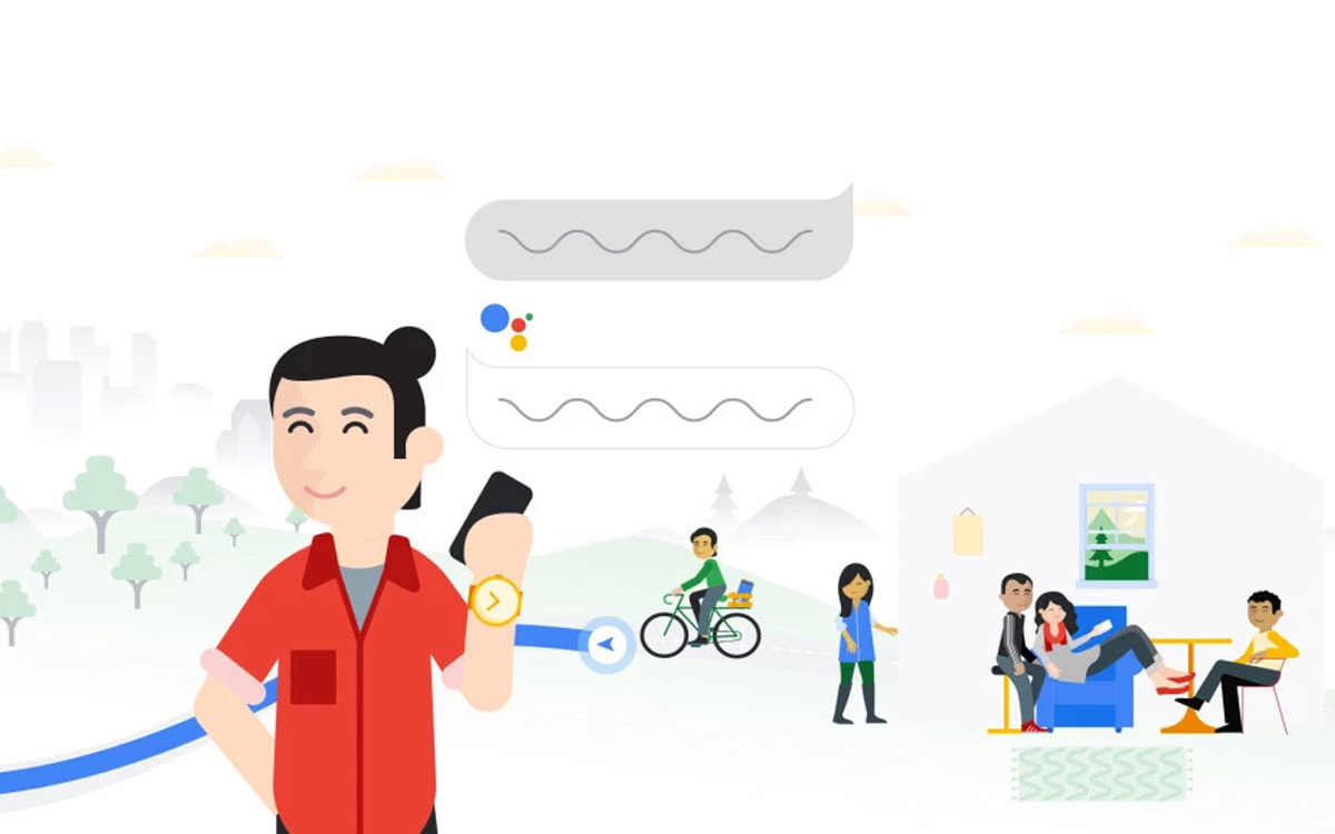 Google Messaging Assistant Android