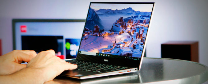 Dell XPS 13 (CNX93R07): the full test