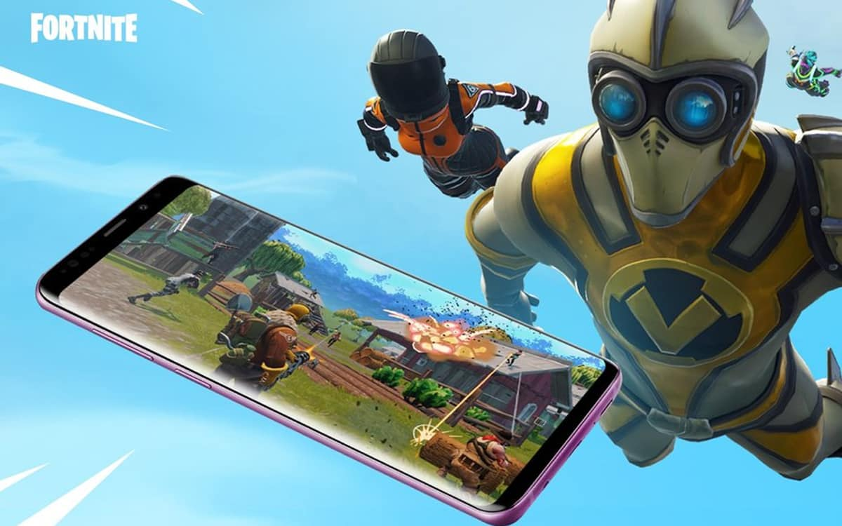 Fortnite Android iOS bluetooth command