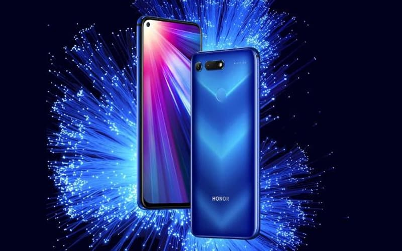 Huawei Honor View 20 official
