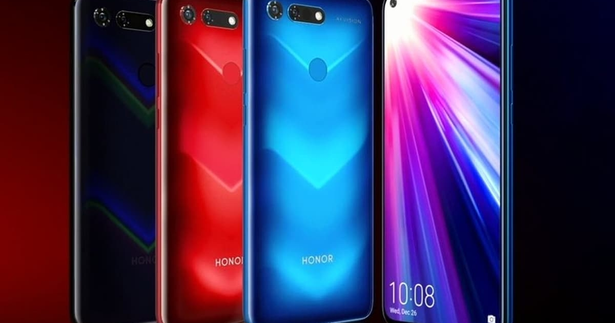 Huawei Honor View 20: Appetizing High-End Official in Europe
