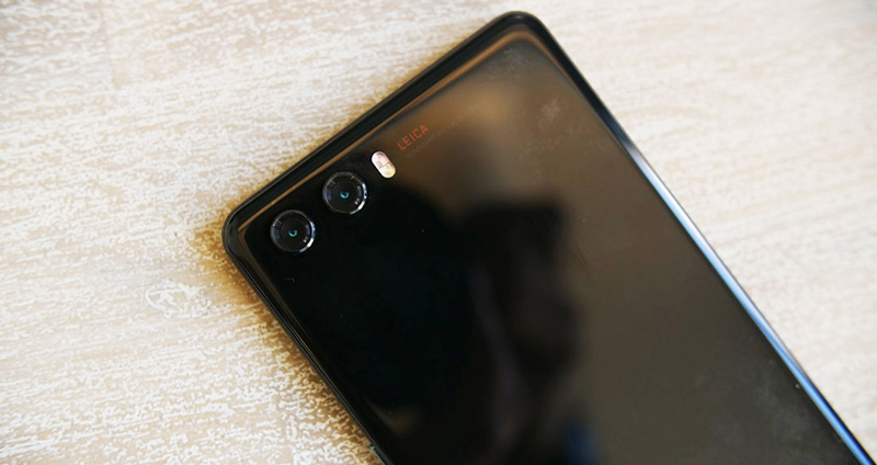 Huawei P20: First images show a little of the smartphone