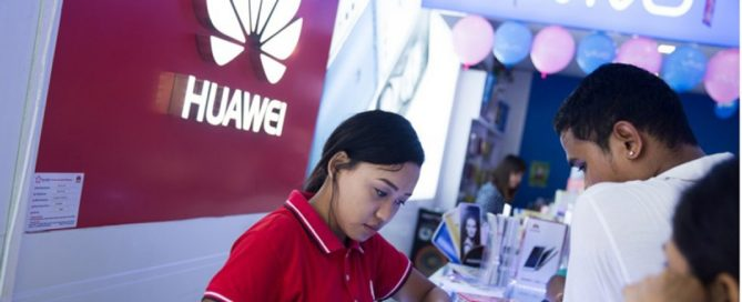 Huawei is developing operating system as an alternative to Android