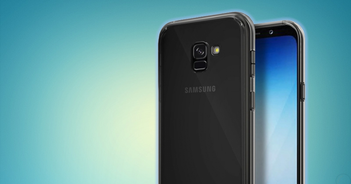 """Is this the new Samsung Galaxy A5 2018 with """"Infinity Display""""?"""
