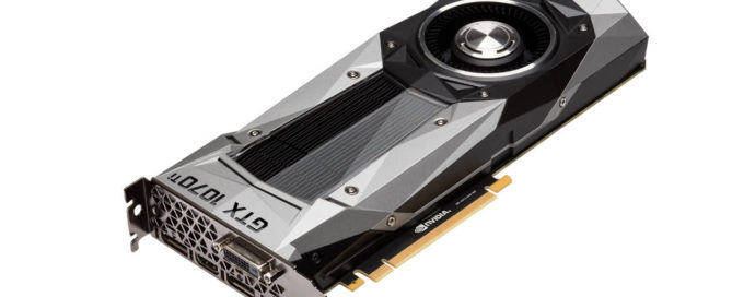 Nvidia GeForce GTX 1070 Ti Founder's Edition: the full test