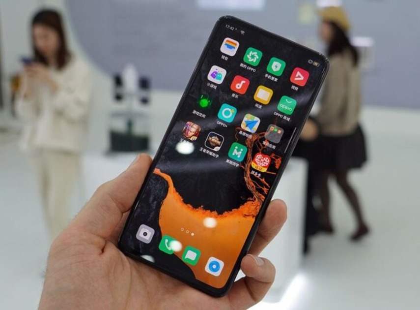 OPPO shows the smartphone of the future and I don't think you'll like it!