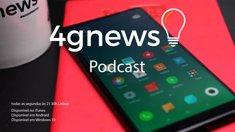 Podcast 192: Xiaomi in Portugal and the arrival of Chrome OS on tablets