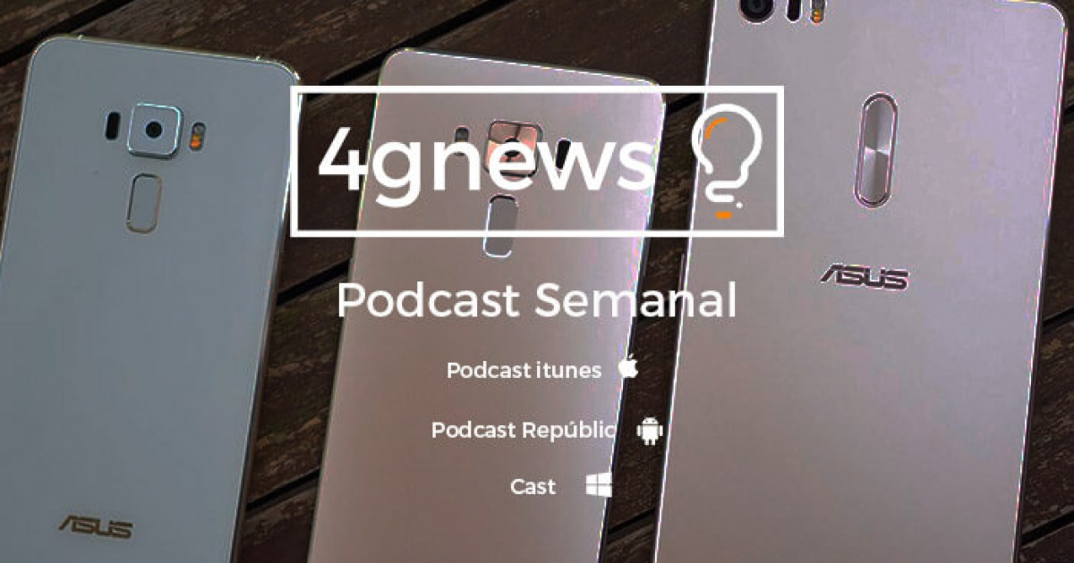 Podcast EBox 132: Asus ZenFone 4, LG G6 rumored, Samsung A 2017 and more …