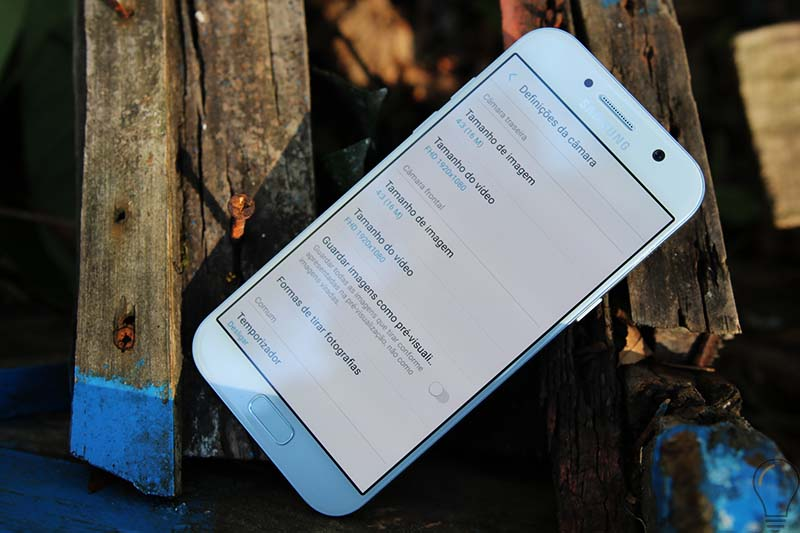 Samsung Galaxy A5 (2017) update Android Android Nougat