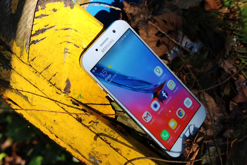 Android Samsung Galaxy A5 2017 Samsung Galaxy A5 (2017) Smartphones Update