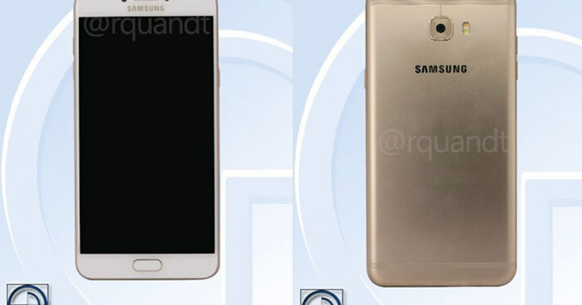 Samsung Galaxy C7 Pro Passes FCC and Reveals Battery Capacity