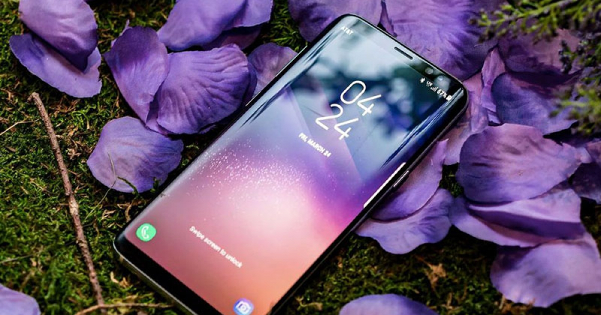 Samsung Galaxy S8 does not receive any news from Android Oreo