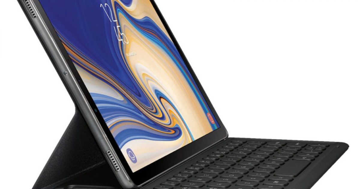Samsung Galaxy Tab S4, Android tablet is now revealed on video