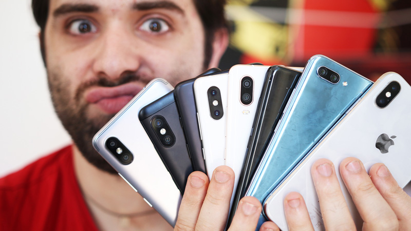 Android smartphones at friend price 4gnews