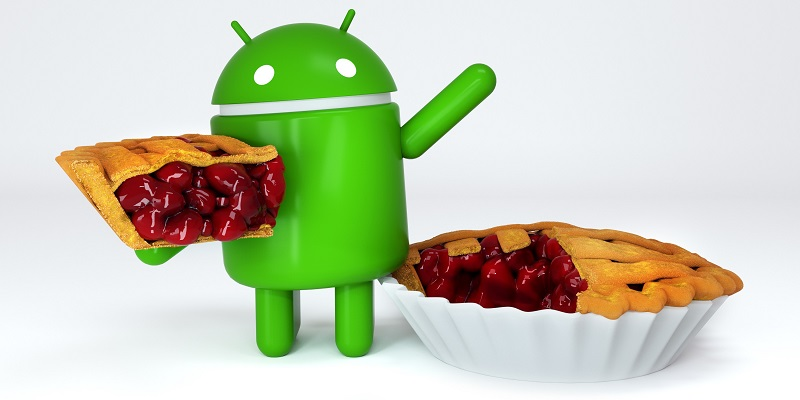 Android Pie Google