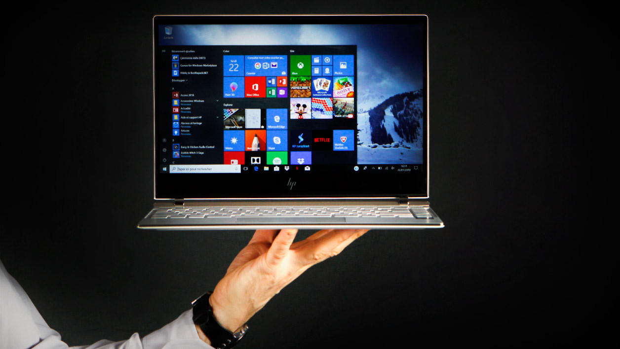 hp Specter 13 (13-af004nf): the full review 2020