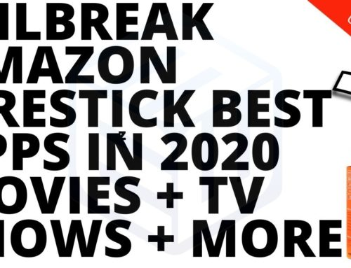 HOW TO JAILBREAK FIRESTICK IN 2020