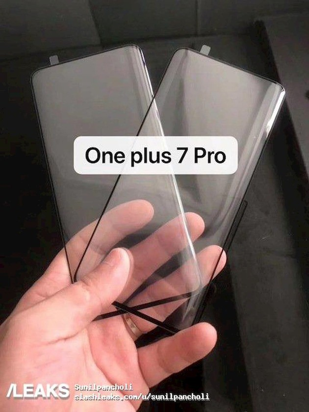 oneplus 7 pro tempered glass
