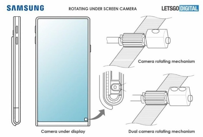Samsung second patent