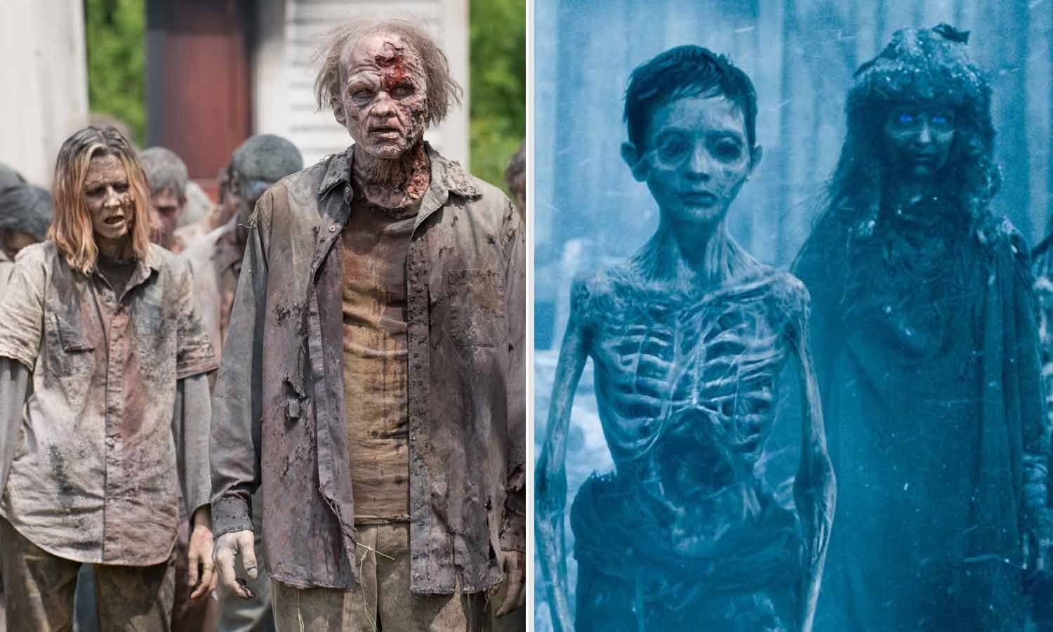 The Walking Dead Passes Game of Thrones as Most Pirated Series of 2018
