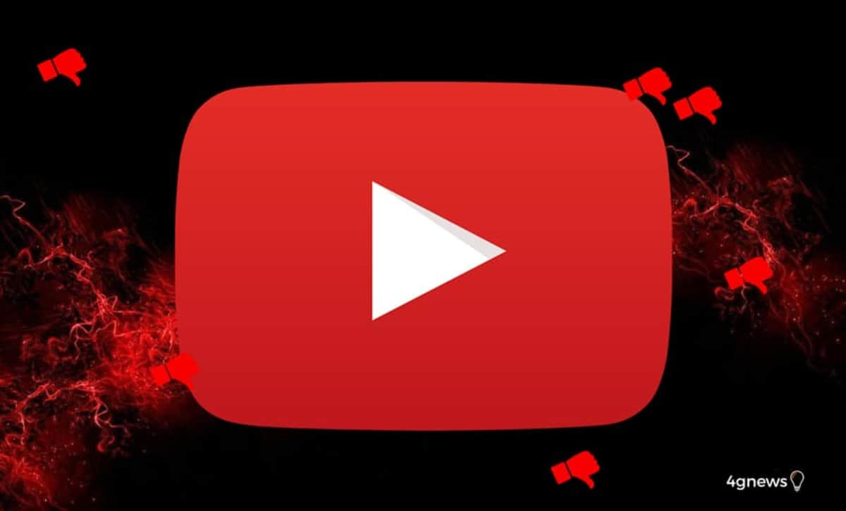 Google is thinking about dislike Youtube videos