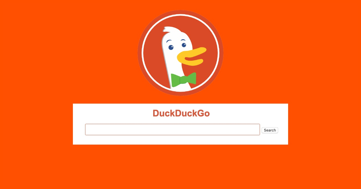 DuckDuckGo Lite, a search engine focused on the important thing: the results