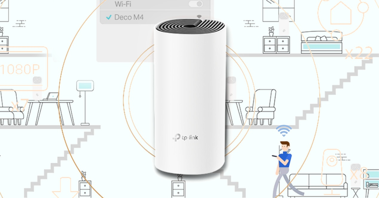 Wifi Mesh networks: improve the performance of your wireless connection