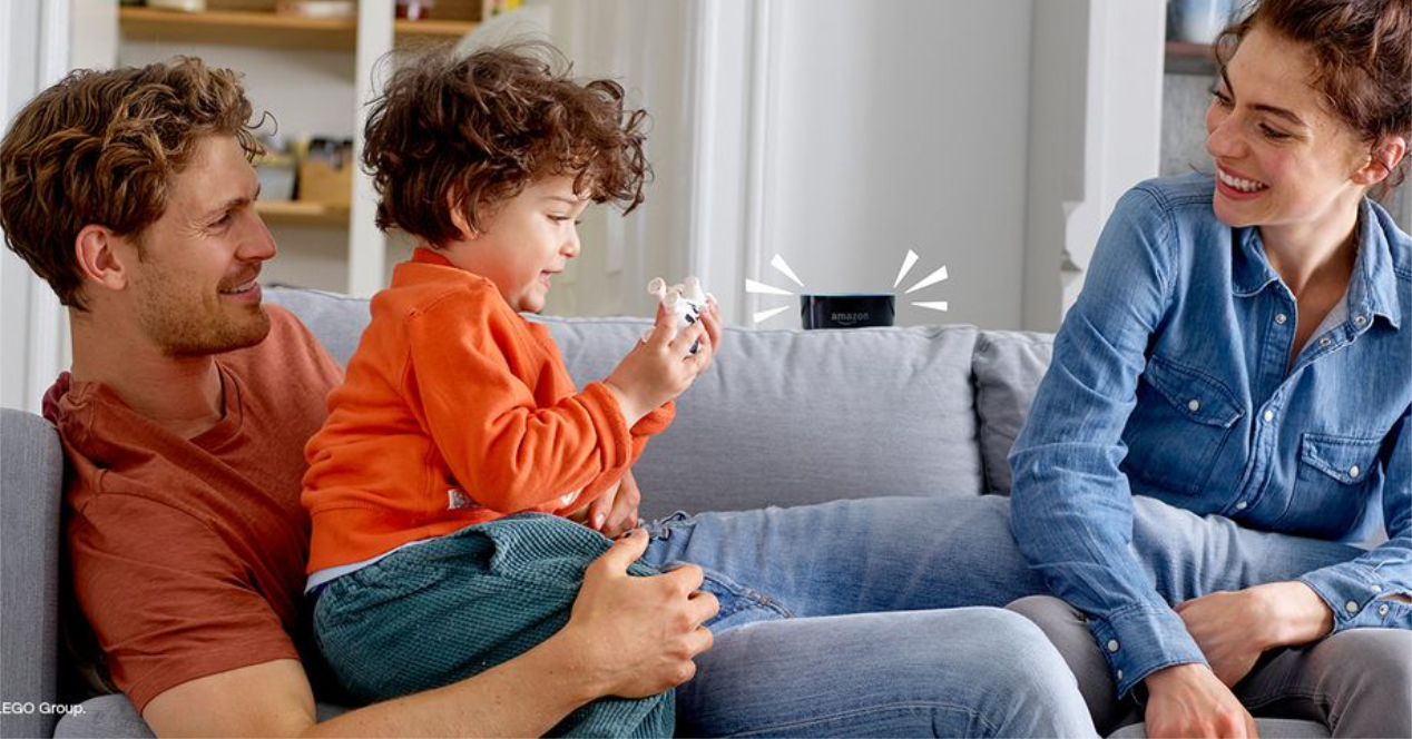 The future of many toys also involves the use of voice assistants