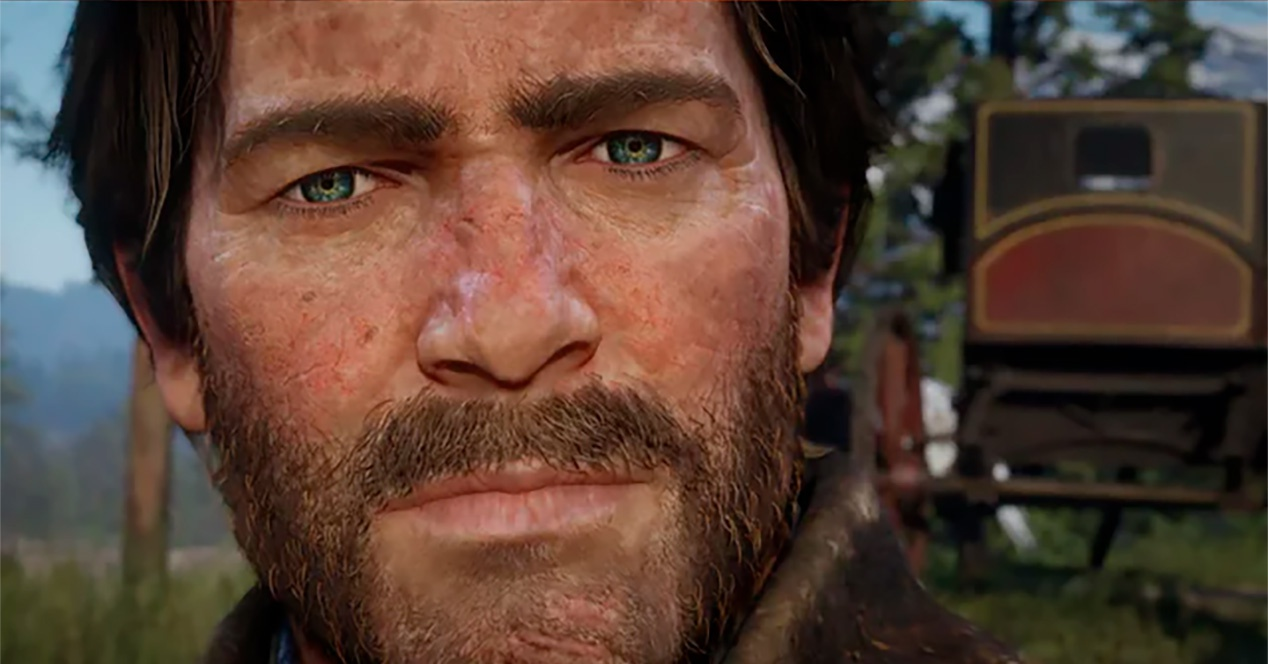 Discover this new sickly level detail in Red Dead Redemption 2