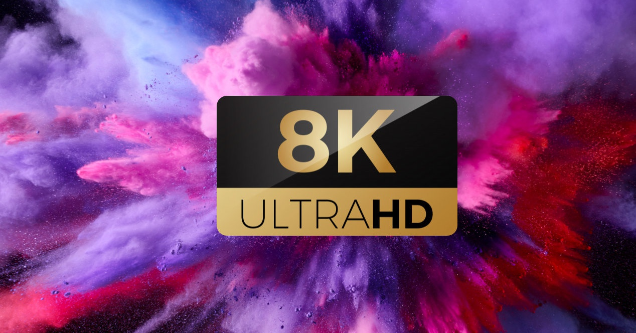 8K UHD: everything that implies its 33 million pixels
